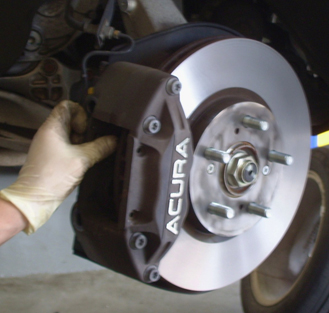 Brake repairs minto